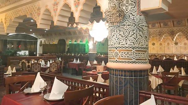 Vue de la salle - Le Maroc, Brunoy