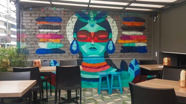 Sala - Hache De Hamburguesa (Sta Barbara), Bogotá