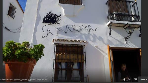 La Maroma - Gastrobar La Maroma, Grazalema