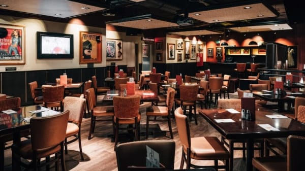 Cafe frankfurt main hard rock am Hard Rock