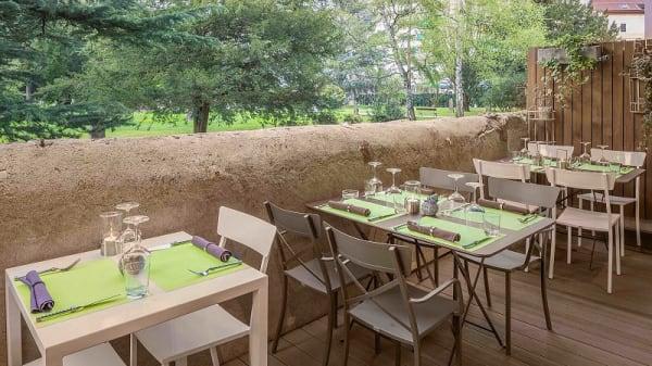 Vue de la salle - Jeab - Fine Cuisine Thaï, Genève