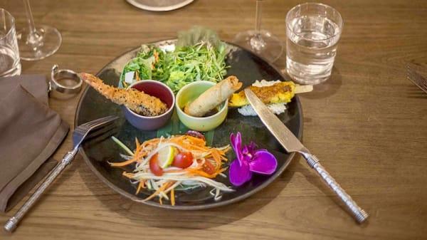 Suggestion du chef - Jeab - Fine Cuisine Thaï, Genève