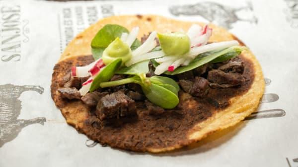 Sugerencia de plato - San José, Ciudad de México