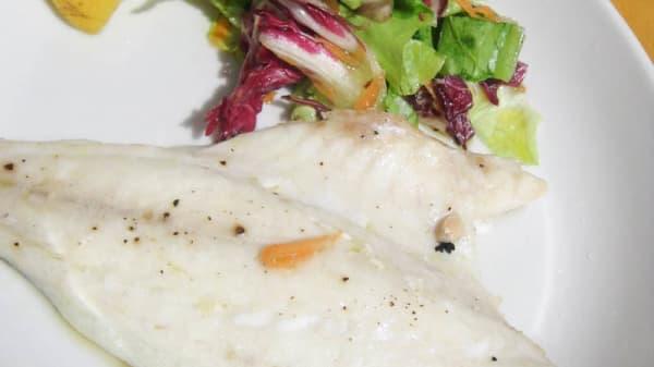 Suggerimento dello chef - La Cantina dei 3 Archi, Massa Marittima