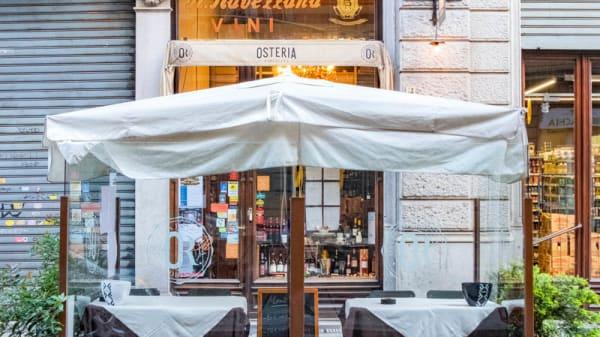 Entrata - Osteria Rabezzana, Turin