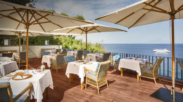 Terrazza - J.K. Lounge Capri, Capri