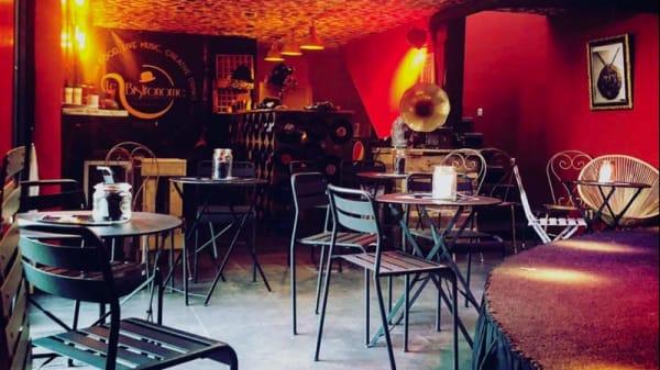 Room's view - Le Bistronome, Bar à boulettes, Genappe