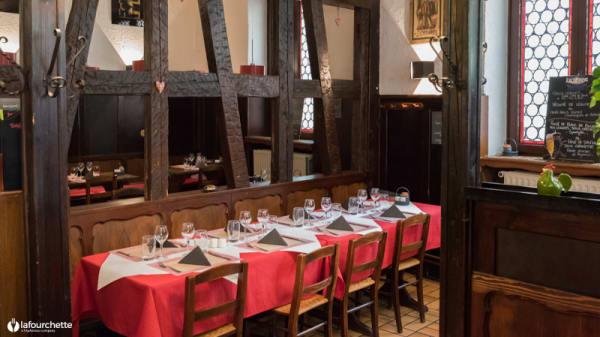 Vue de la salle - La Coccinelle, Strasbourg