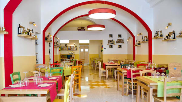 Veduta dell interno - Genuino Cucina e Bottega, Matera