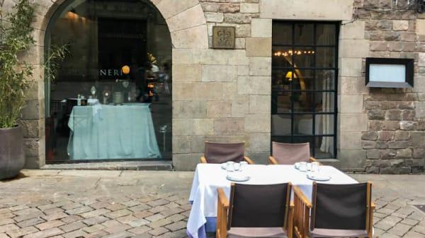 Vista terraza - Neri - Hotel Neri, Barcelona