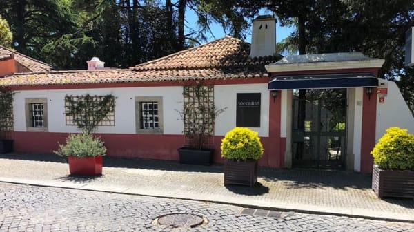Fachada - Toccante, Sintra
