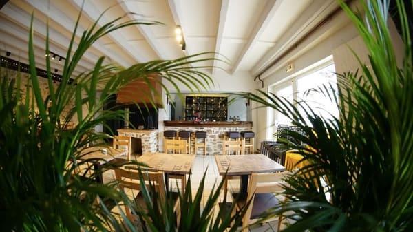 salle - Restaurant des Forges, Strasbourg