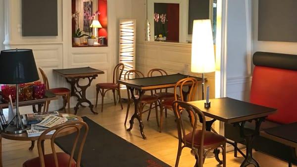 Salle - Le Bistrot à Gilles, Nantes