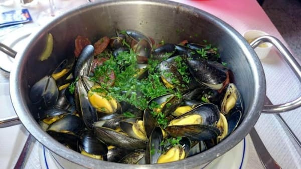 Suggestion du Chef - Les Rois de la Moule, Ronchin