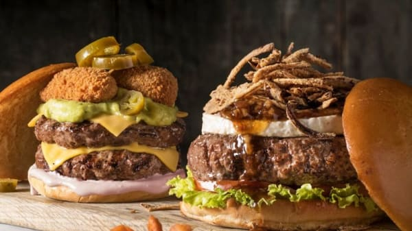 Burgers - Tommy Mels - Xanadú, Arroyomolinos