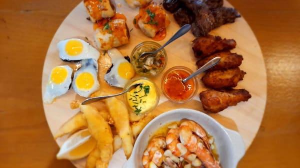 Misto Tapas - Avó Micas - Restaurante Esplanada, Ermesinde