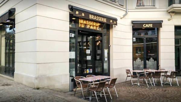 Devanture - Brasserie du Parc, Châtenay-Malabry