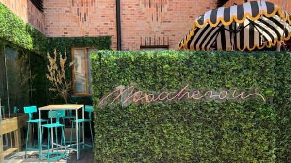 Entrada - Maccheroni Madrid, Madrid