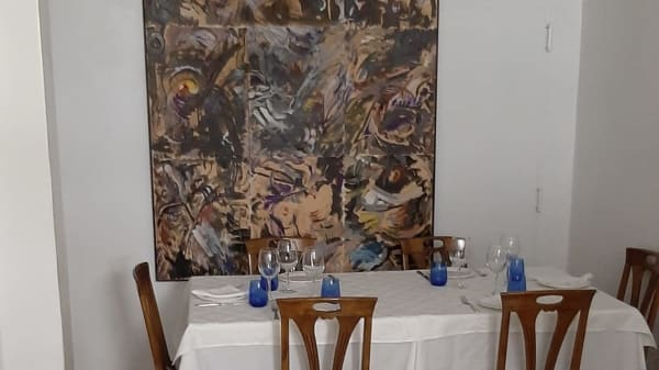 Restauran Mixto, Madrid