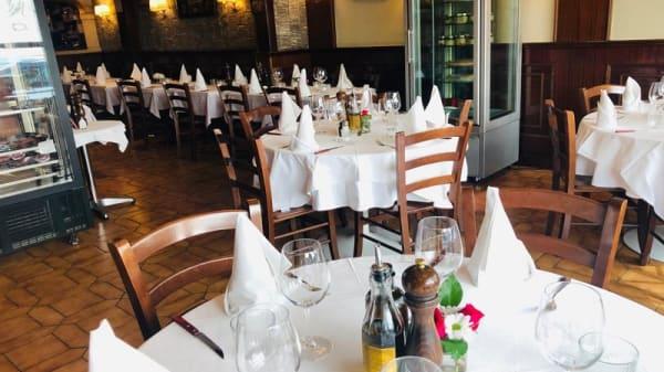 Restaurant Pizzeria Il Forno A Legna, Genève