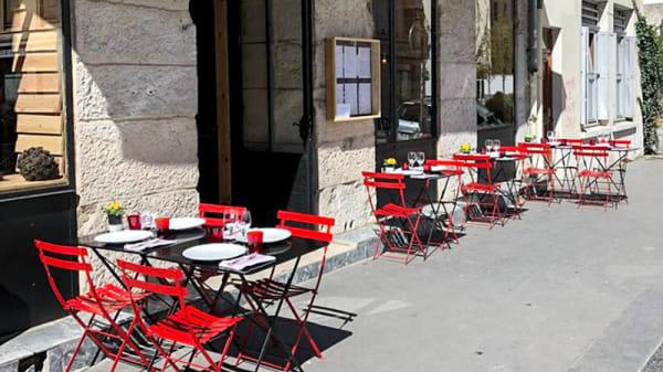 Terrasse - Altitude, Lyon