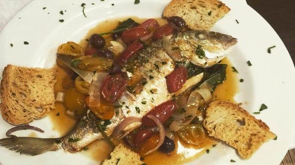 Suggerimento dello chef - Riviera 25 Bistrot, Anzio