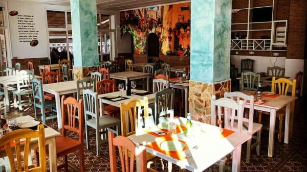 Vista de la sala - Pizzeria Il Grano Santapola, Santa Pola