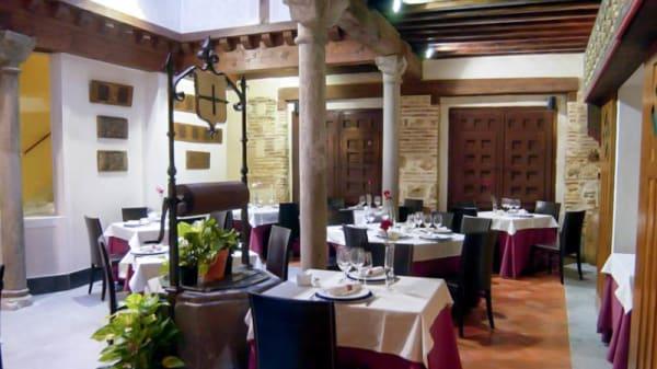 Veduta dell interno - El Fogón Sefardí, Segovia