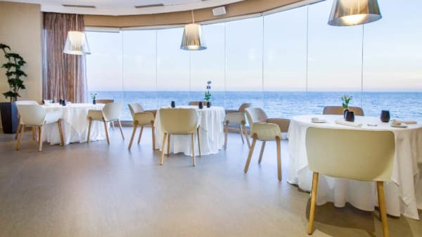 Vista Restaurante - Abiss, Calpe