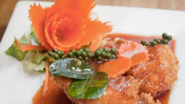 suggestion du chef - La Mousson, Paris