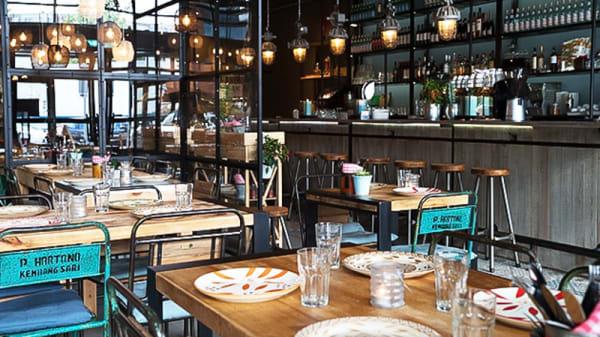 Restaurant - The Market Club, Hoofddorp