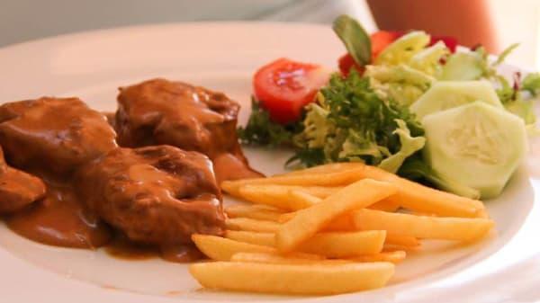 Suggerimento dello chef - Rincón de Moraira, Moraira