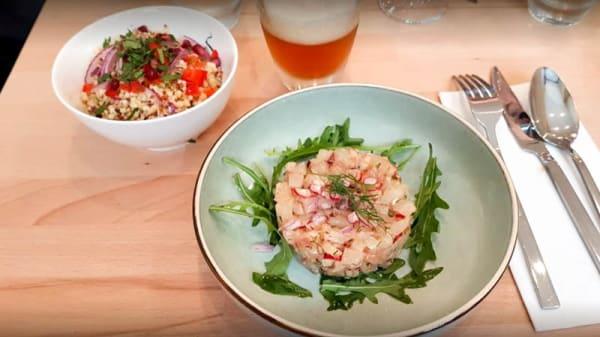 Suggestion de plat - Bol Restaurant (L'Atelier Cru), Clichy
