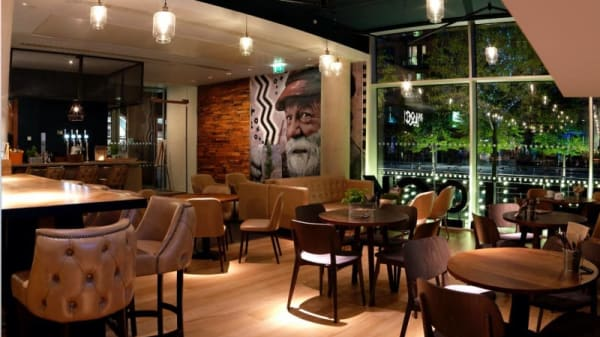 Course's suggestion - Sky Lounge and The Lock Kitchen & Bar, Leeds