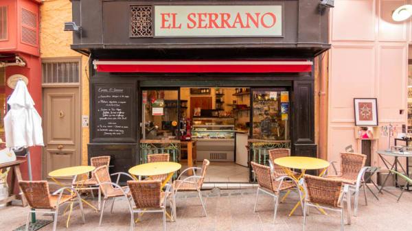 Entrée - El Serrano, Perpignan
