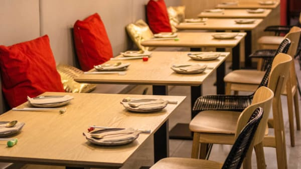 Vista de la sala - Sibo Chinese Gastro Bar, Barcelona