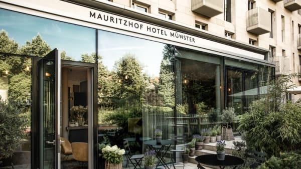 Mauritzhof Restaurant, Münster