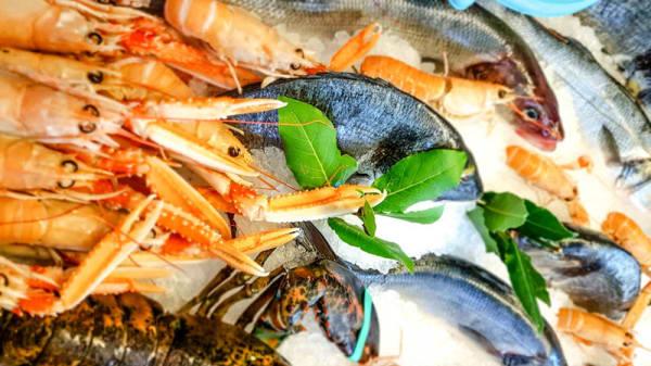 Il Pesce sempre fresco - Al Galeone, Milano