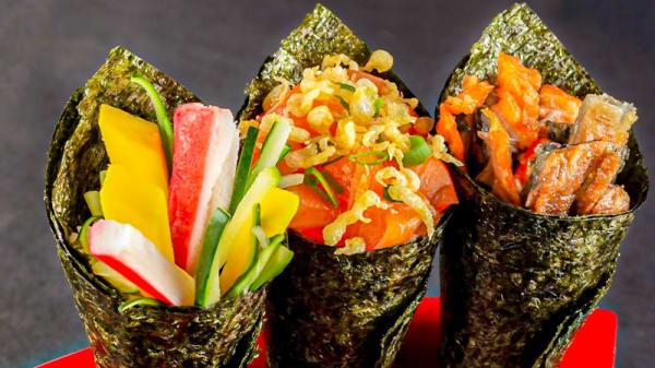 Sugestão do chef - Sushi Kinka, São Paulo