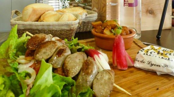 Suggestion de plat - Le Bistrot B, Béziers