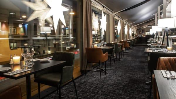 Rum - Brasserie P, Göteborg