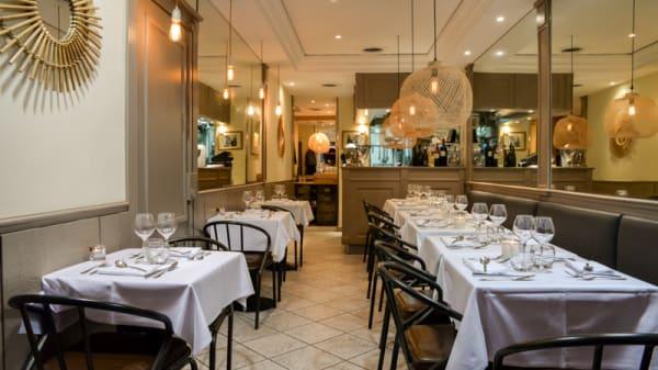 Salle du restaurant - La Table du Chef - Cannes, Cannes