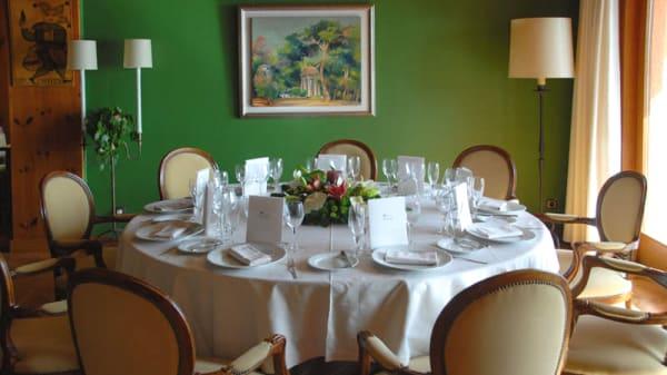 Sala del restaurante - Hotel Santa Marta, Lloret De Mar