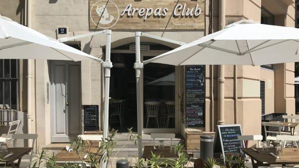 Arepas Club, Marseille