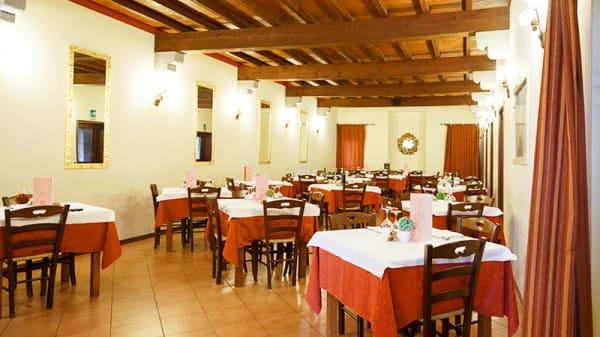 Vista sala - Villa Ione, Vetralla