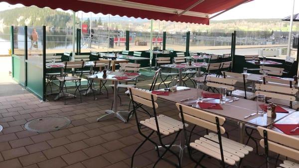 Extérieur - Restaurant du Lac - Le Pont, Le Pont