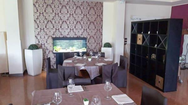 Vista sala - Ristorante Genziana