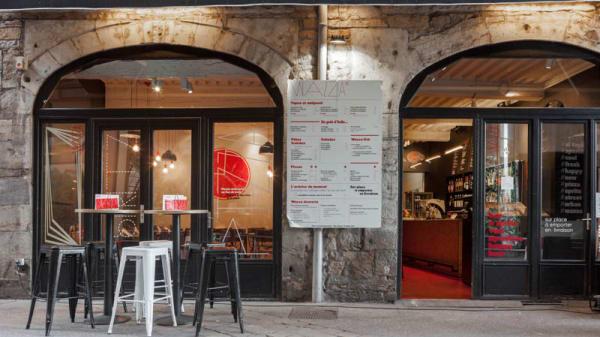 Entrée - Wazza Pizza, Lyon