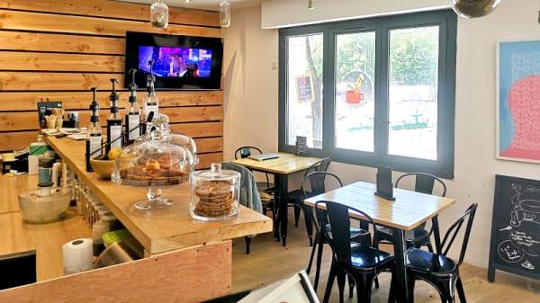 Vue de la salle - Ad's Coffee, Toulouse