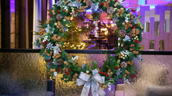 Festive Events at The View Hotel, Eastbourne